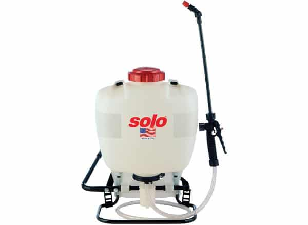 Solo 425 4-Gallons Professional Piston Backpack Sprayer