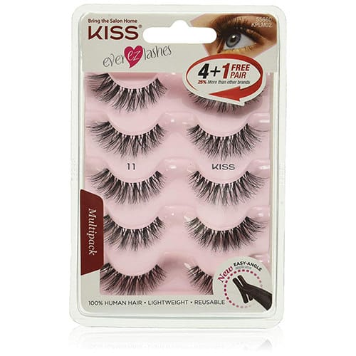 Kiss Products No. 05 Ever EZ Lashes