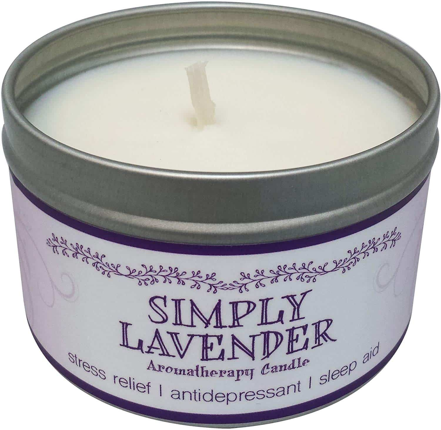 Our Own Candle Company Simply Lavender Soy Candle