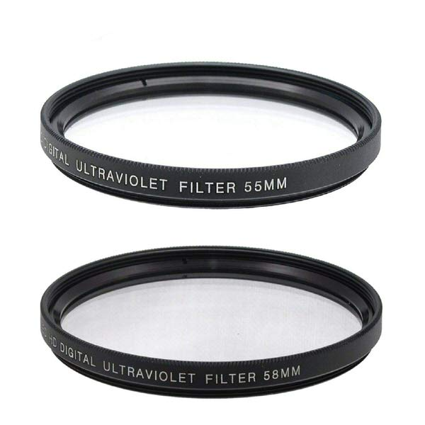 BIG MIKE'S ELECTRONICS Multi-Coated UV Protective Filter