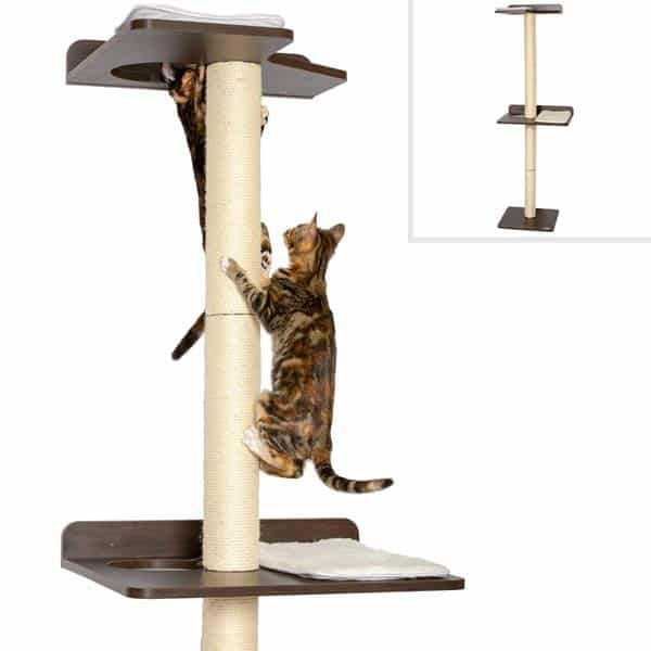 PetFusion Ultimate Cat Climbing Tower