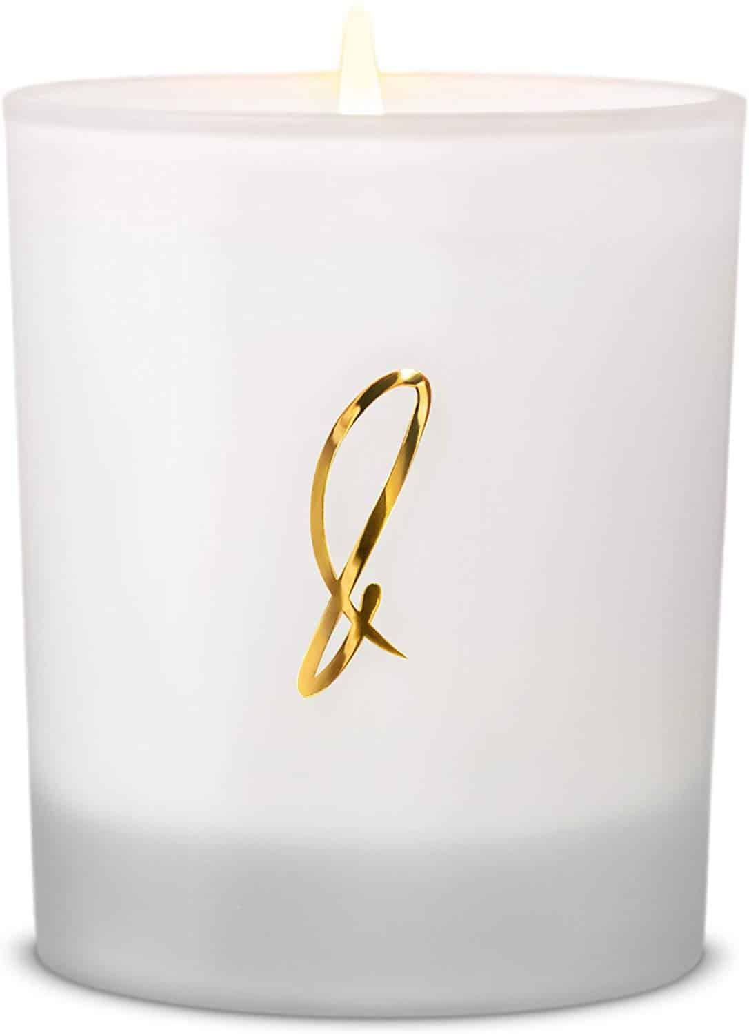 Craft & Kin Vanilla Bean Soy Wax Candle