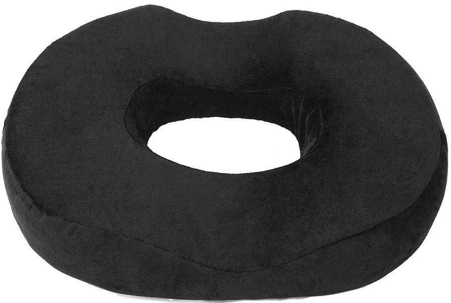Lexia Donut Pillow Seat Cushion Orthopedic