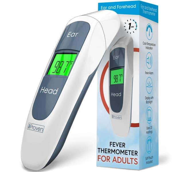 iProven Adult Medical Digital Thermometer