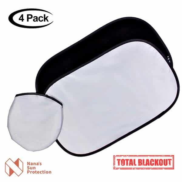 Total Blackout Sun Shade