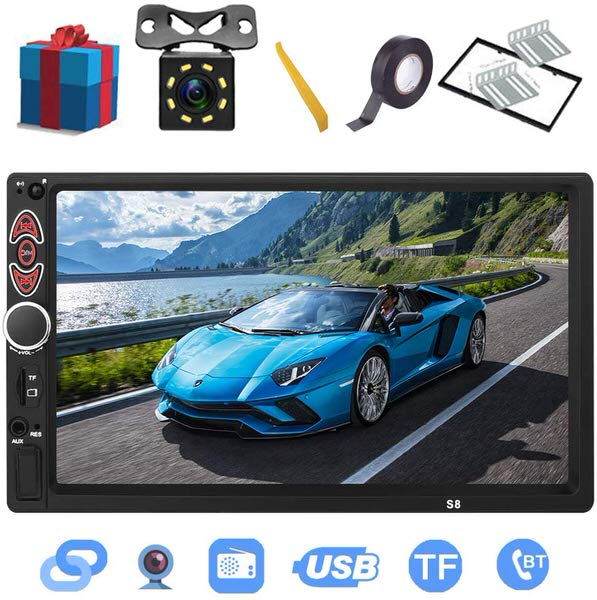 SARCCH Double Din Stereos