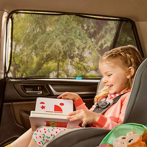 Munchkin Brica Magnetic Stretch to Fit Sun Shade