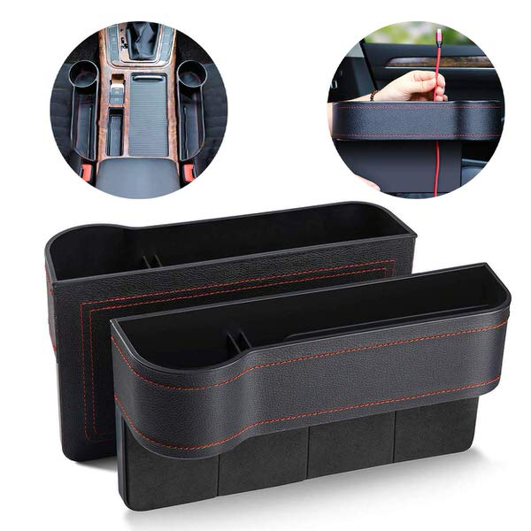 Unigant Car Seat Gap Storage Box