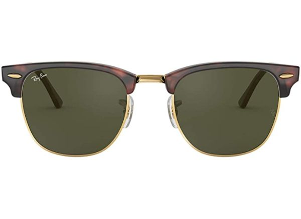 Ray-Ban Clubmaster Square Sunglasses