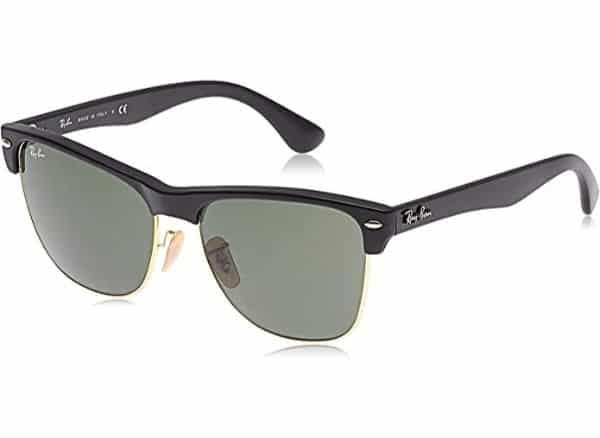 Ray-Ban Clubmaster Square Oversized Sunglasses