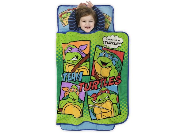 Nickelodeon Teenage Mutant Ninja Turtles Toddler Nap Mat
