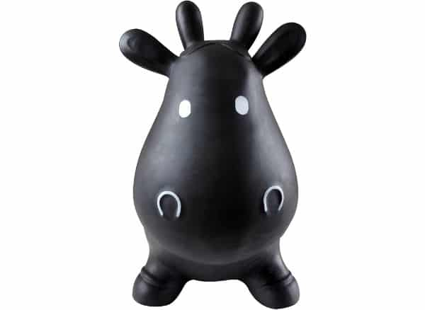 AppleRound Black Cow Bouncer