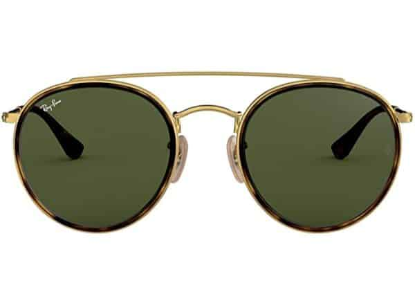 Ray-Ban Round Double Bridge Sunglasses