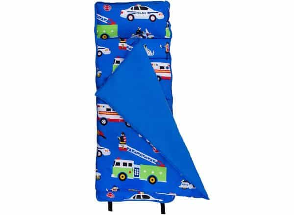 Wildkin Heroes Toddler Nap Mat