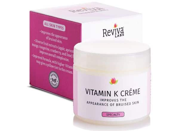 Reviva Labs 5 Ounce Vitamin K Cream