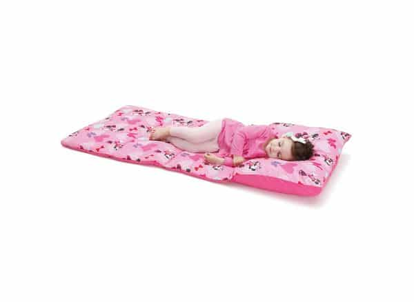 Disney Minnie Mouse Padded toddler Nap Mat