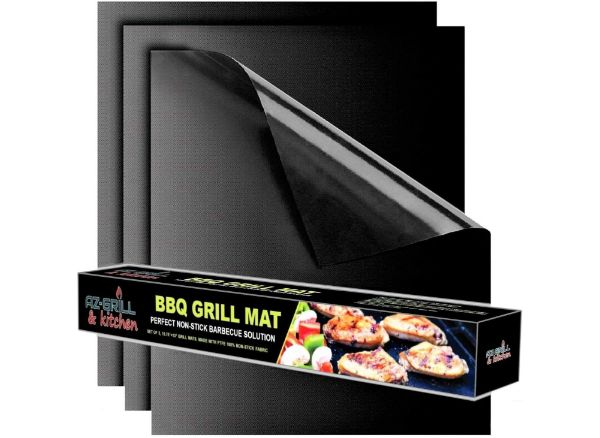 A-Z Grill and Kitchen BBQ Grill Mat