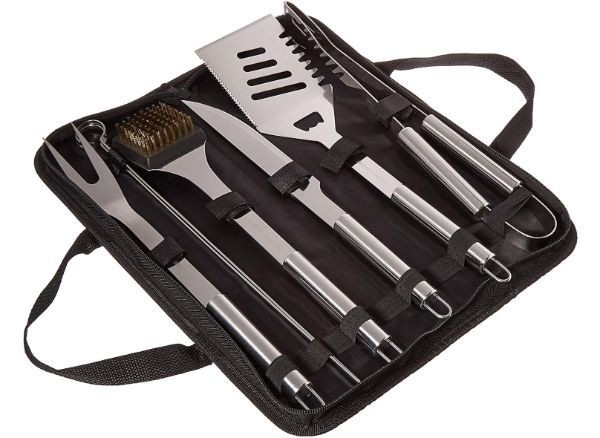 Home-Complete BBQ Grill Tool Set