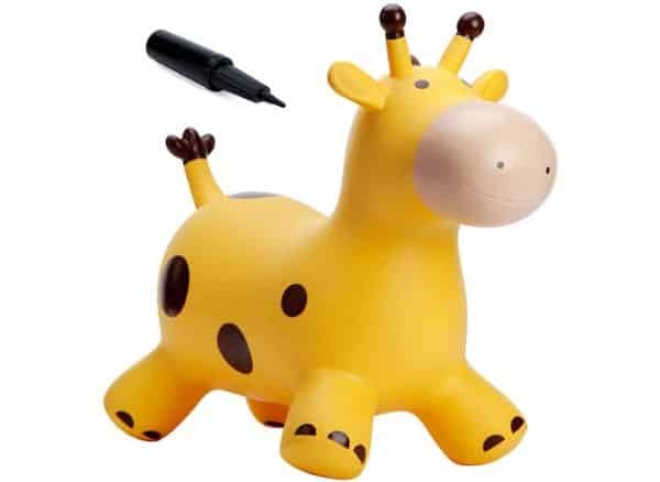 Babe Fairy Giraffe Bouncy Horse Hopper