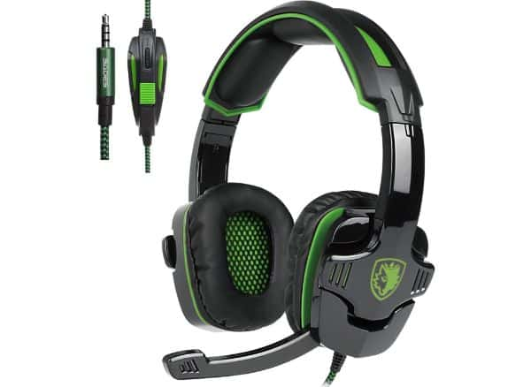 SADES Stereo Surround Gaming Headset
