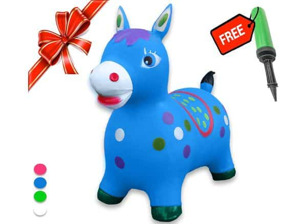 RIGMA Bouncy Horse Inflatable