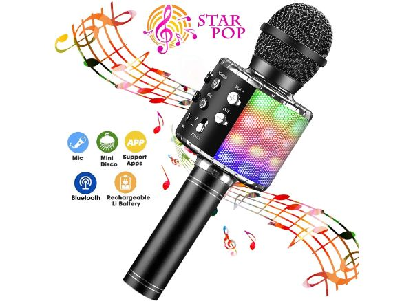 BlueFire Bluetooth Microphone