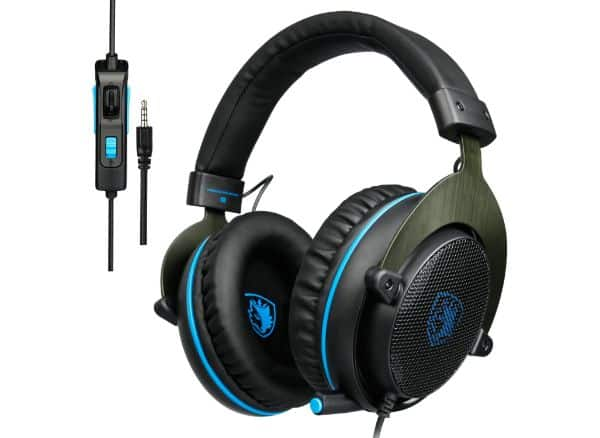 SADES USB Gaming Headset