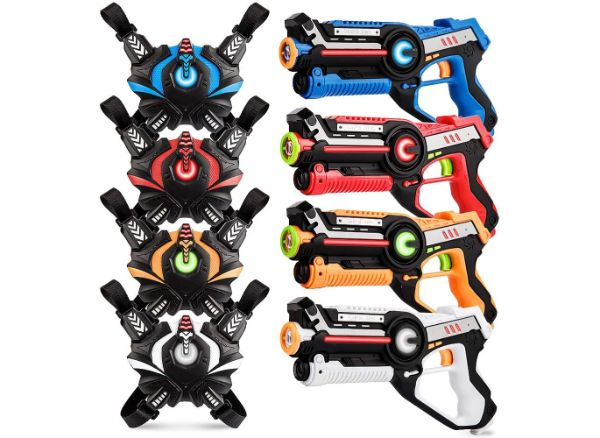 Kidpal Infrared Laser Tags