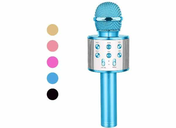 Henkelion Bluetooth Microphone
