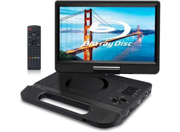 FANGOR Portable Blu-Ray Player