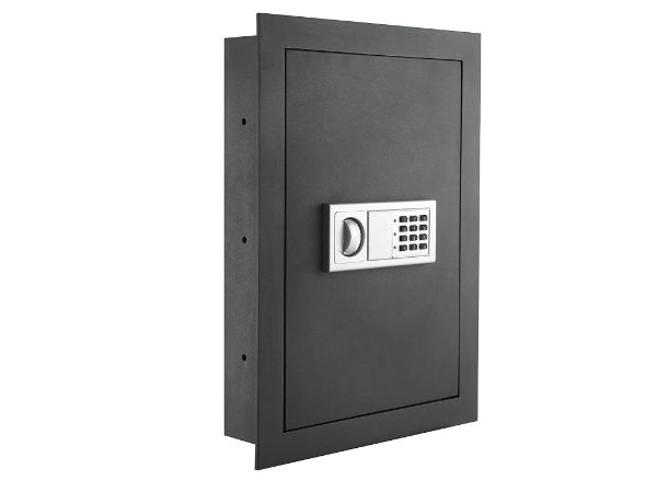 7725 Paragon Lock Flat Electronic Wall Safe