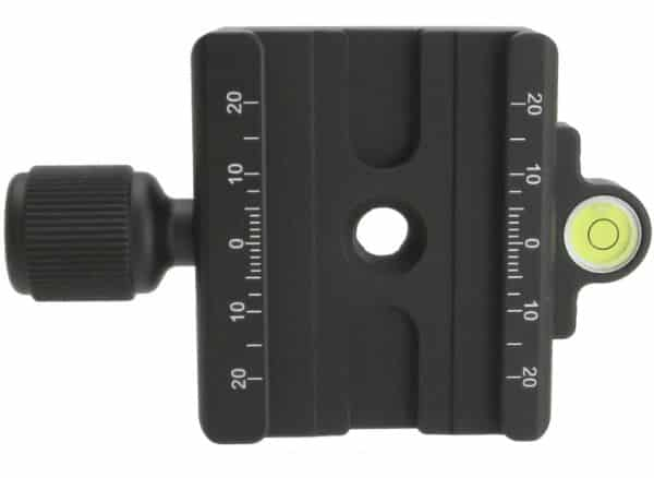 Desmond DAC-60 Clamp Adapter & Level with Quick Release