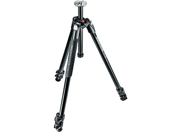 Manfrotto 290 Xtra Aluminum 3-Section Tripods