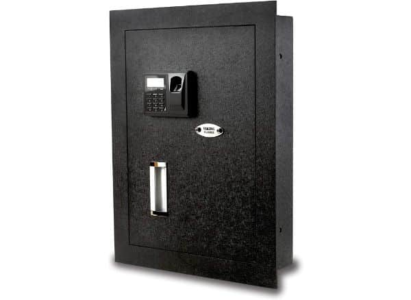 AbleHome Biometric Wall Safe