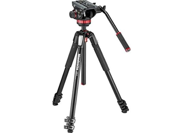 Manfrotto MVK502055XPRO3 Photo Video Hybrid Tripods