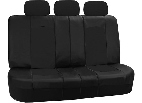 FH Group PU008013 Highest Grade Faux Leather Seat Covers