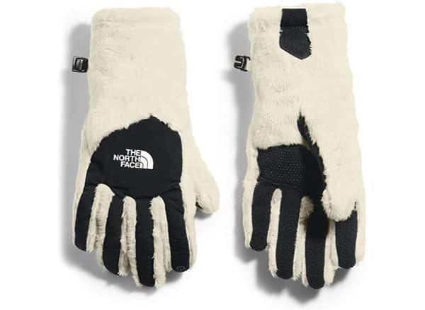 The North Face Osito Etip Winter Gloves for Women