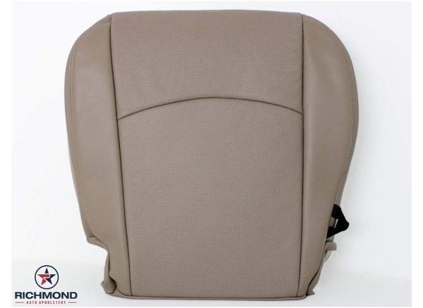 Richmond Auto Upholstery Leather Seat Cover