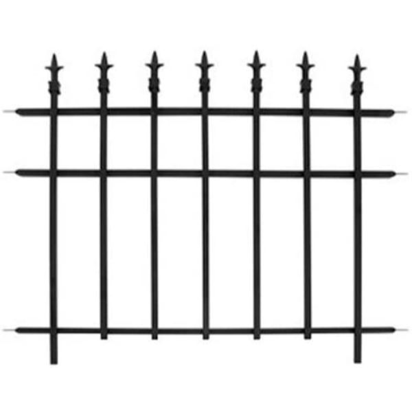 Panacea 87103 Decorative Fence