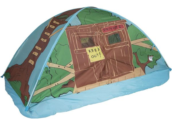 Pacific Play Tents 19790 Kids Tree House Bed Tent
