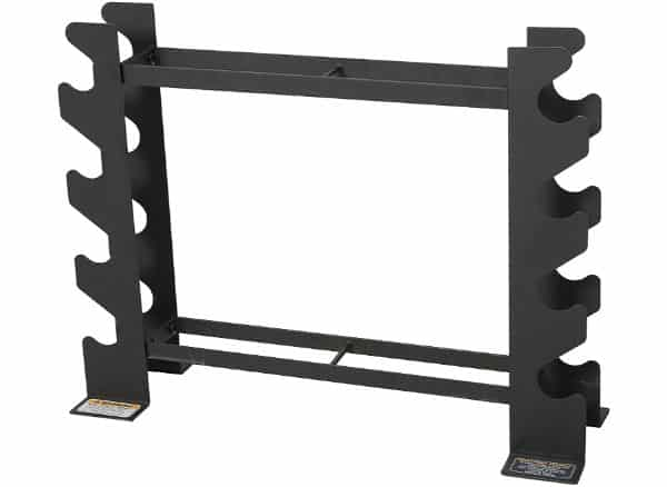 Marcy DBR-56 Compact Dumbbell Weight Rack for Home