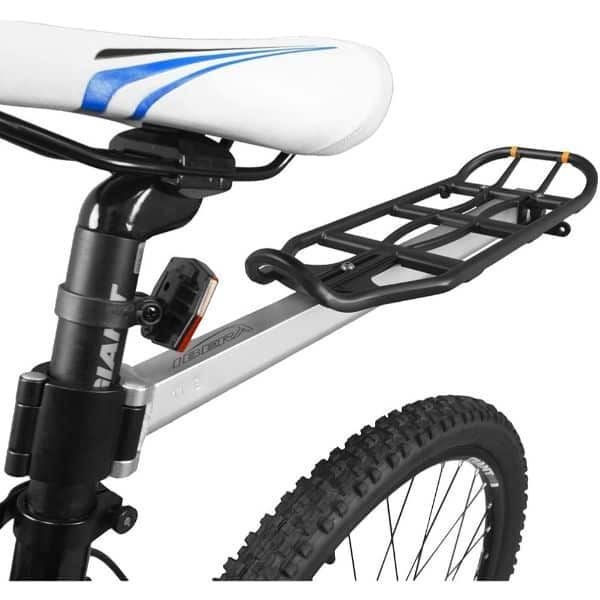 Ibera Bicycle Seatpost-Mounted Commuter Carrier