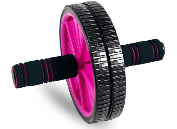 Tone Fitness AB Roller Wheel for Abs Workout