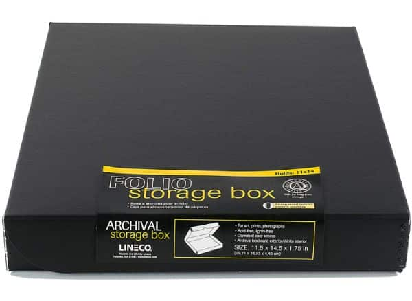 Lineco Folio Storage Box