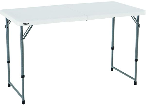 Lifetime Craft Camping and Utility Folding Table