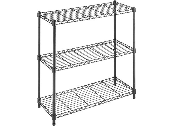 Whitmor 3 Tier Supreme Adjustable Shelves