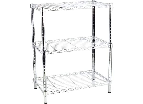 Honey-Can-Do Adjustable SHF-01903 Storage Shelving