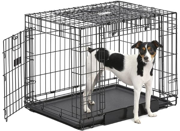 Midwest Ovation Folding Dog Crate