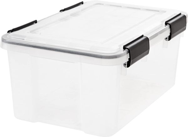 IRIS USA Inc. UCB-SS Weathertight Storage Box
