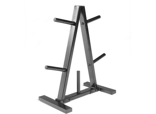CAP Barbell Red/Black Tree Storage Weight Rack
